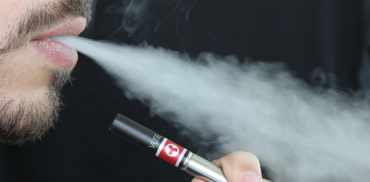 quit smoking with vaping