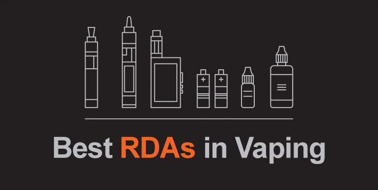 BEST rdas in vaping