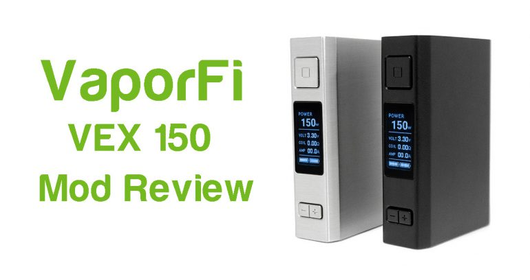 vaporfi vex 150 mod review