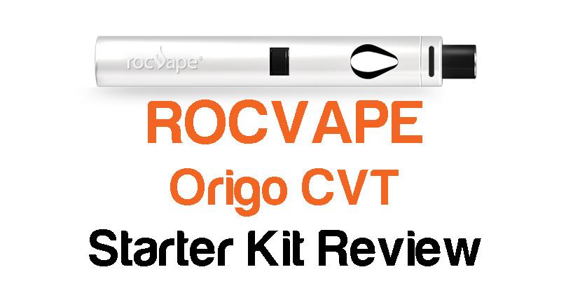Origo-CVT review rocvape