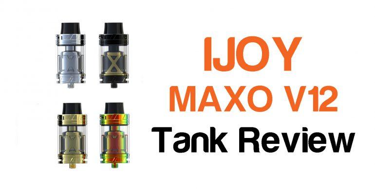 ijoy maxo v12 TANK
