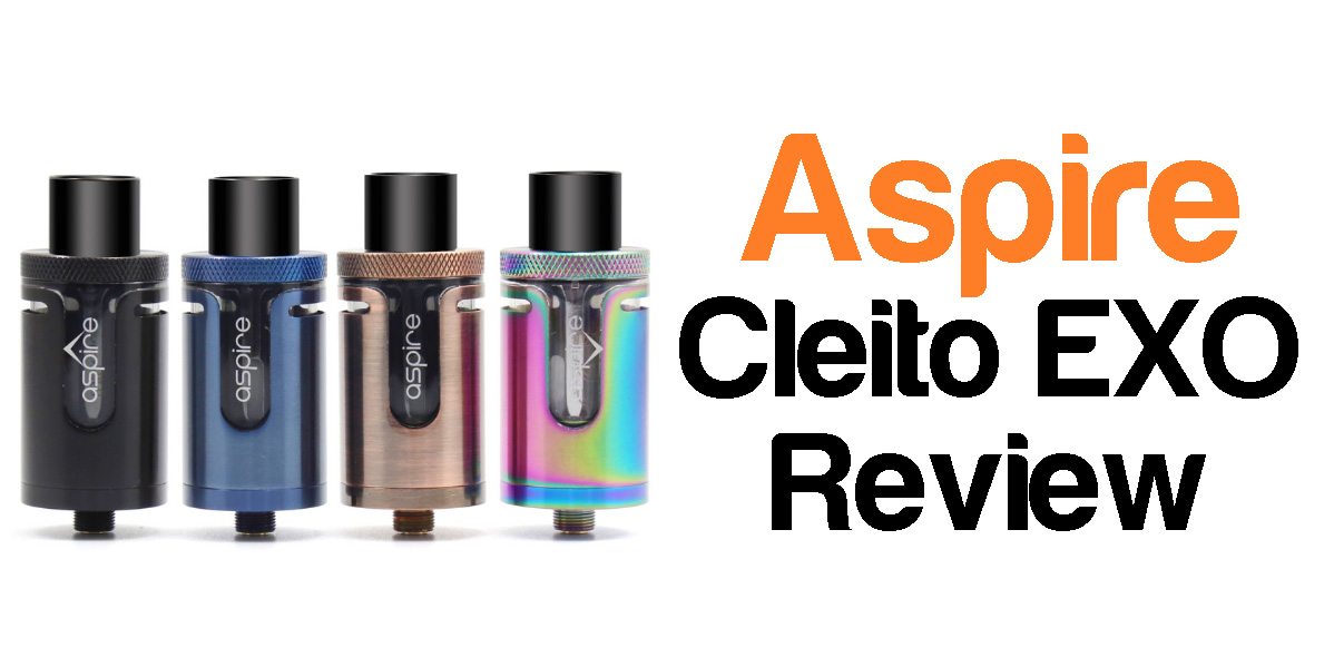 Aspire Cleito EXO Tank Review
