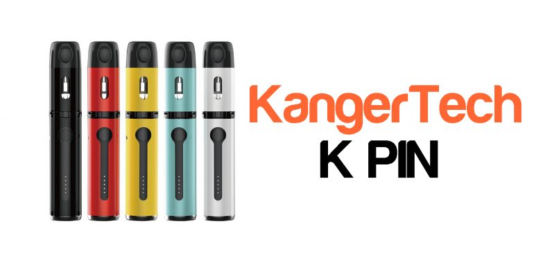 KangerTech K PIN Review