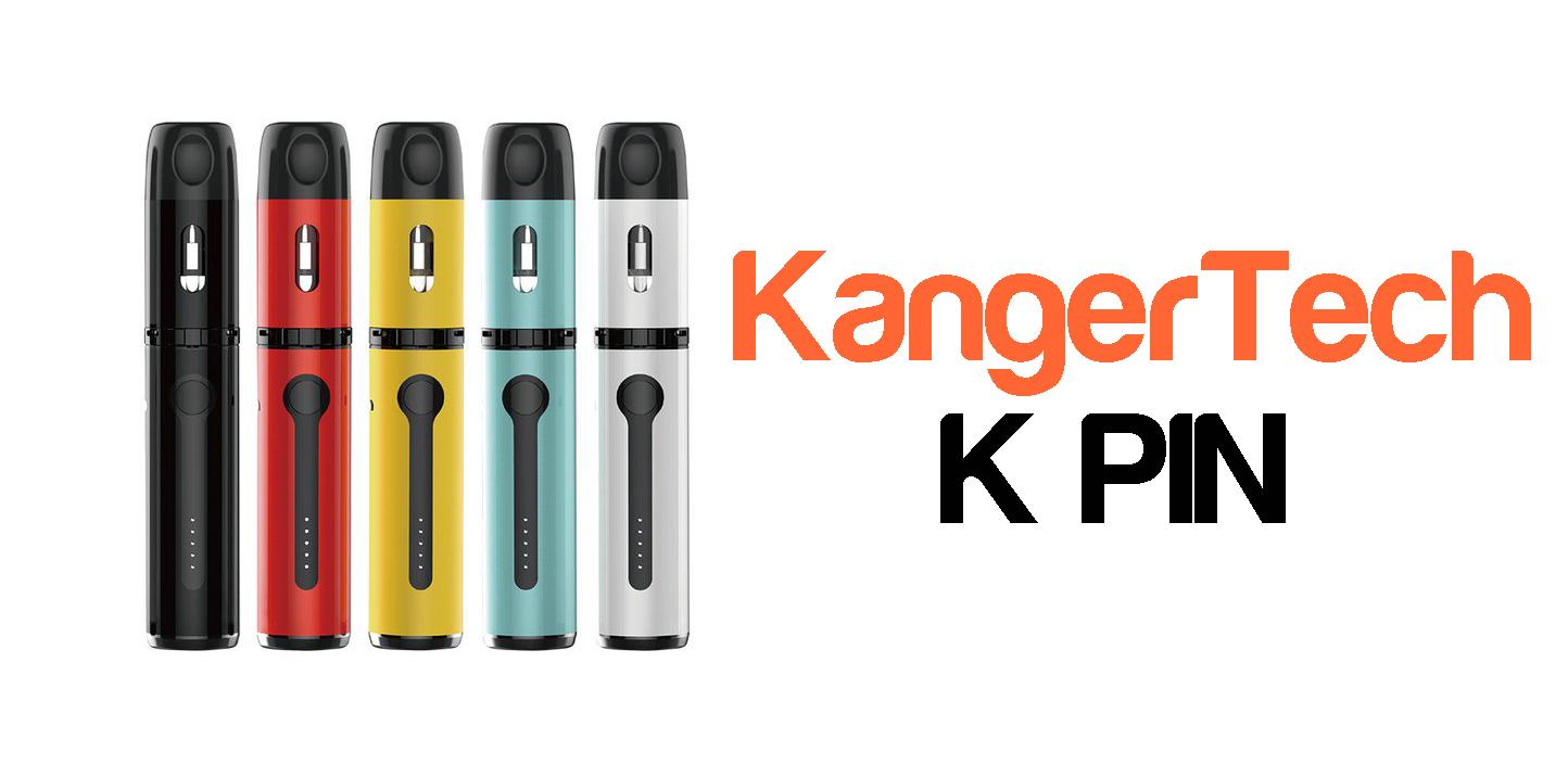 KangerTech K PIN Review