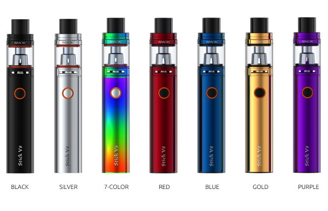 SMOK Stick V8 review