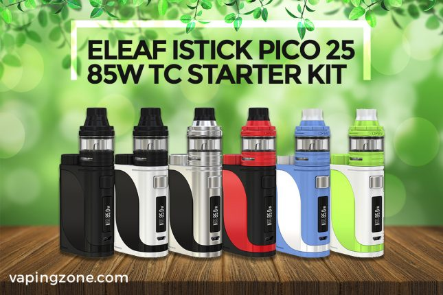 Eleaf iStick Pico 25 Review