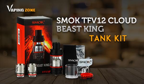 SMOK TFV12 Tank Review