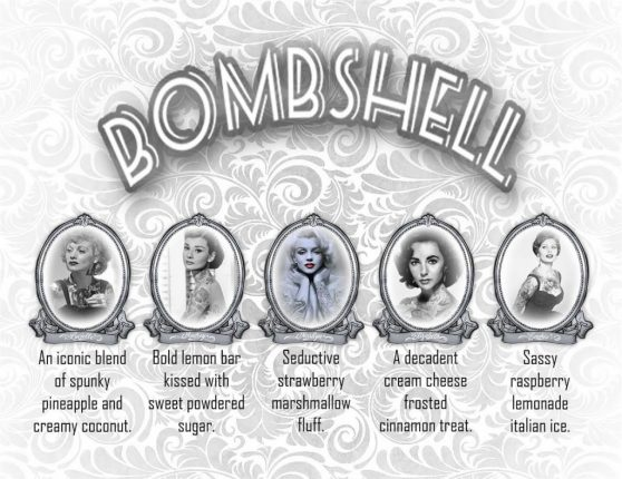 bombshell e-juice review