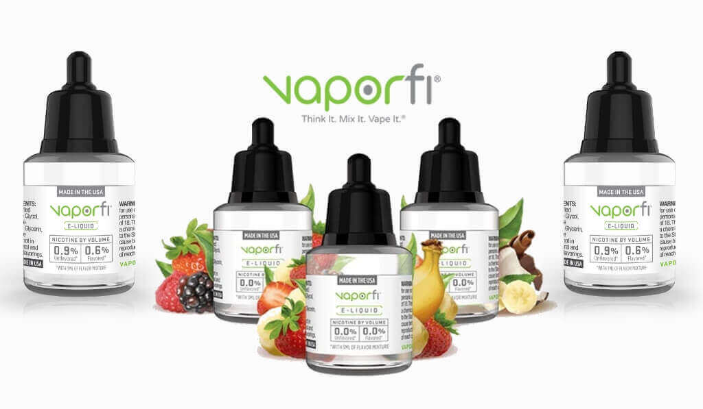 vaporfi ejuice review