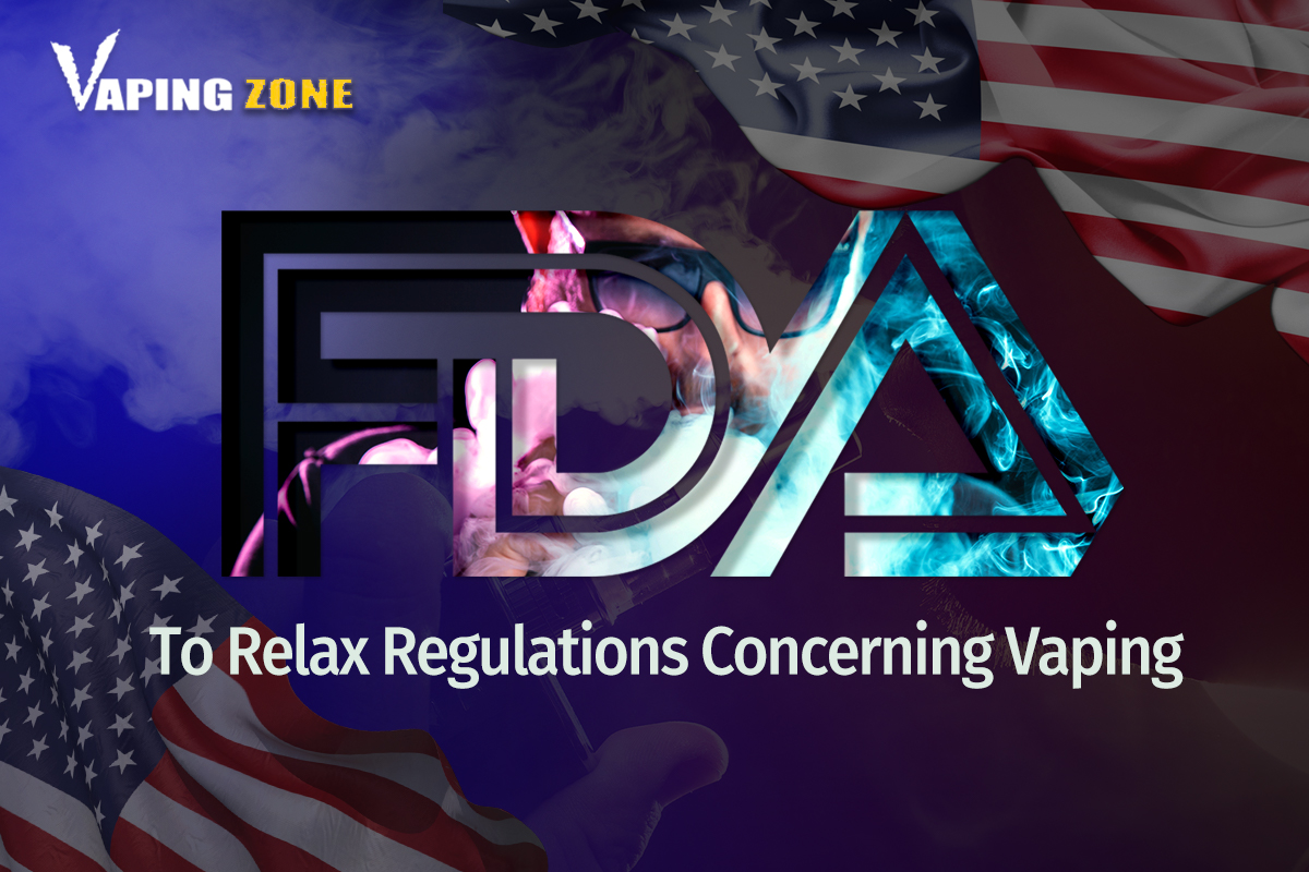 FDA Relax Regulations