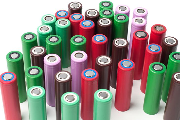 Vape Batteries 18650