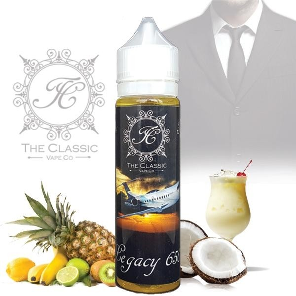 BLACK LABEL E-juice Review