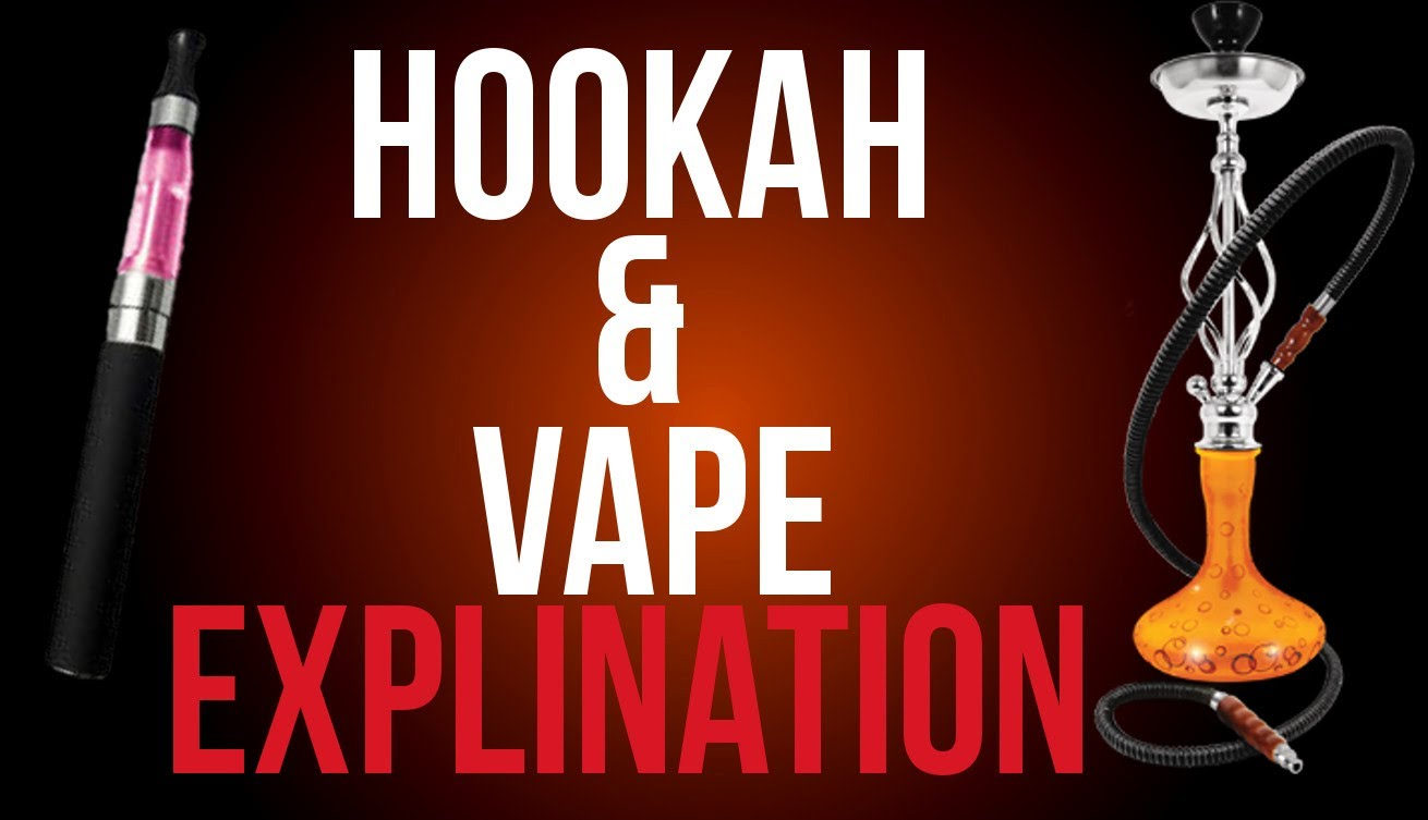 Vaping Vs. Hookah