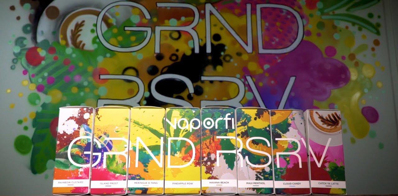 GRND RSRV Collector's Edition