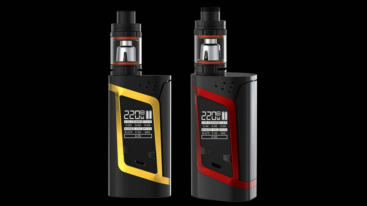 SMOK Alien 220W review