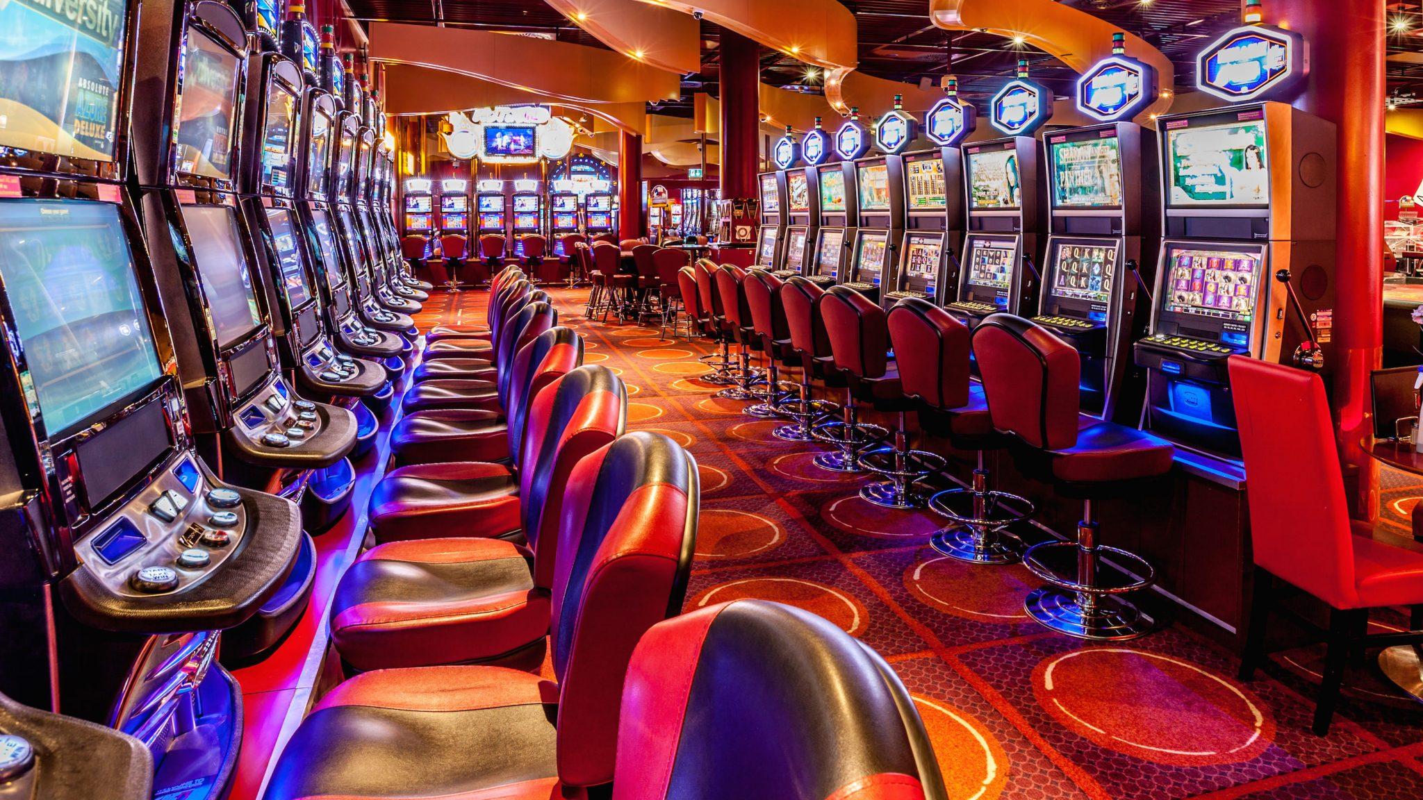 Vaping at Casino