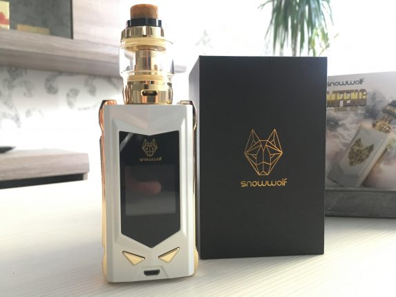 Sigelei SnowWolf Mfeng Review