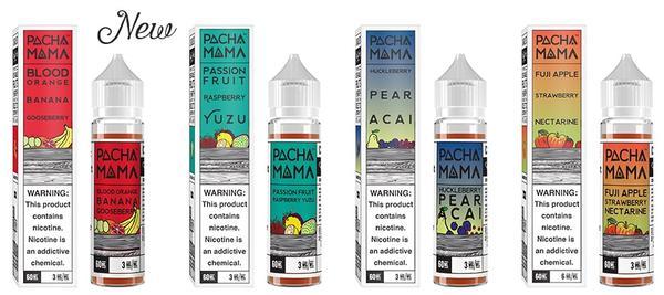 Pachamama Vape Review