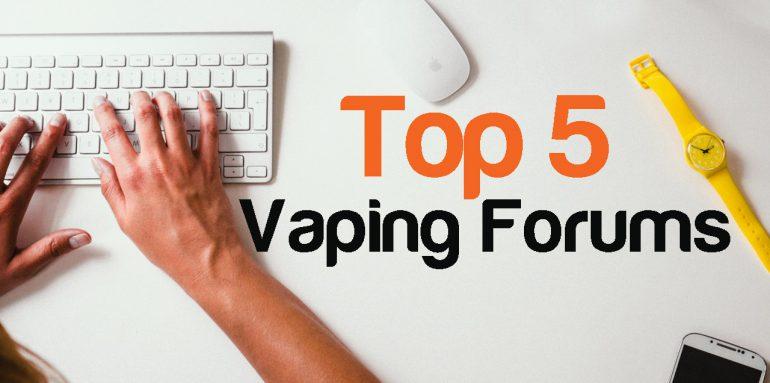 best vaping forums