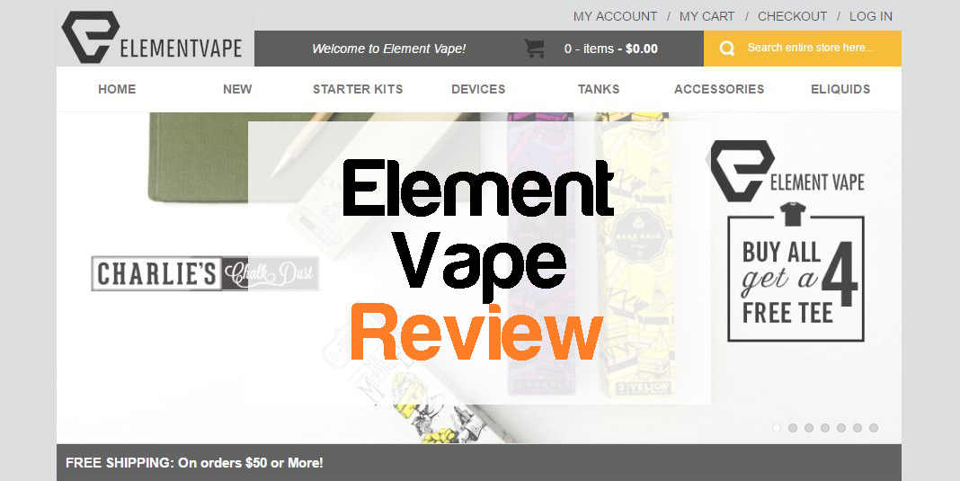 Element Vape Review