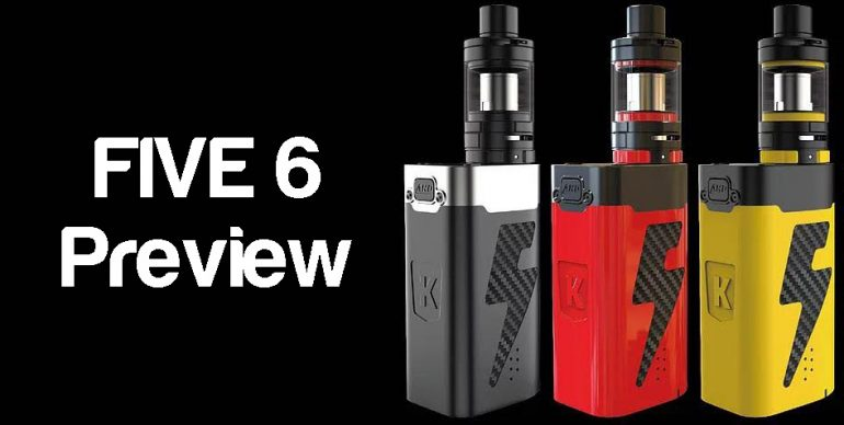 FIVE 6 PREVIEW