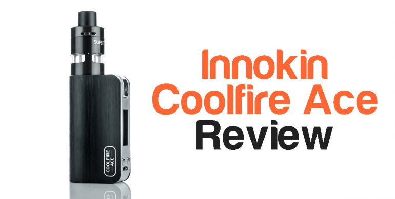 Innokin Coolfire Ace Review