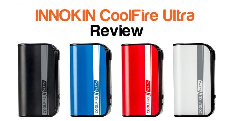 Innokin Coolfire Ultra Review
