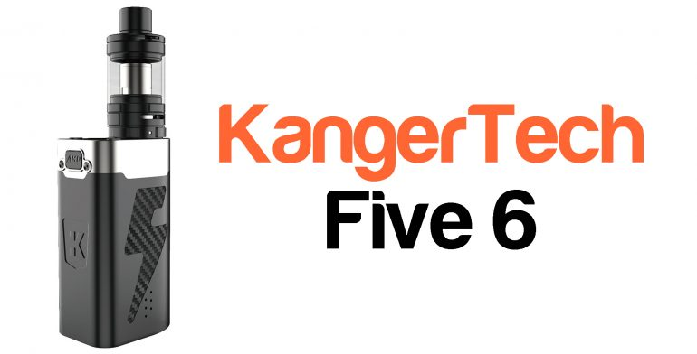 KangerTech Five 6 Kit Review