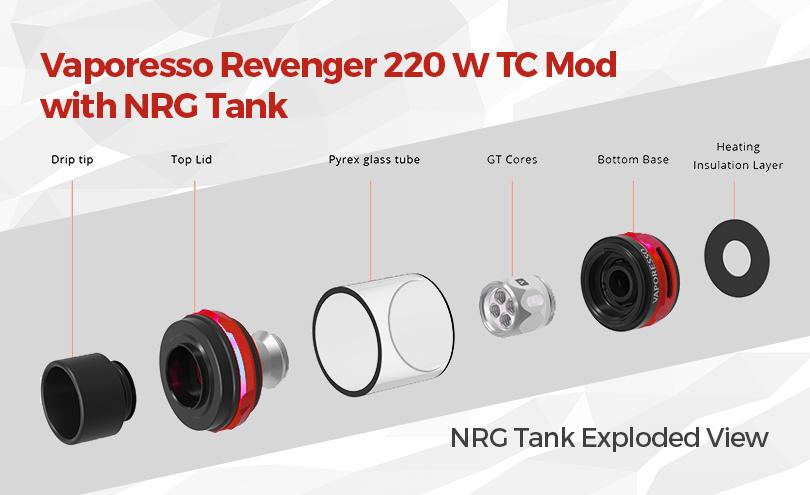 Vaporesso Revenger 220W Review