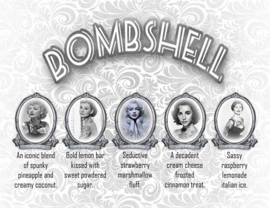 bombshell e-juice review