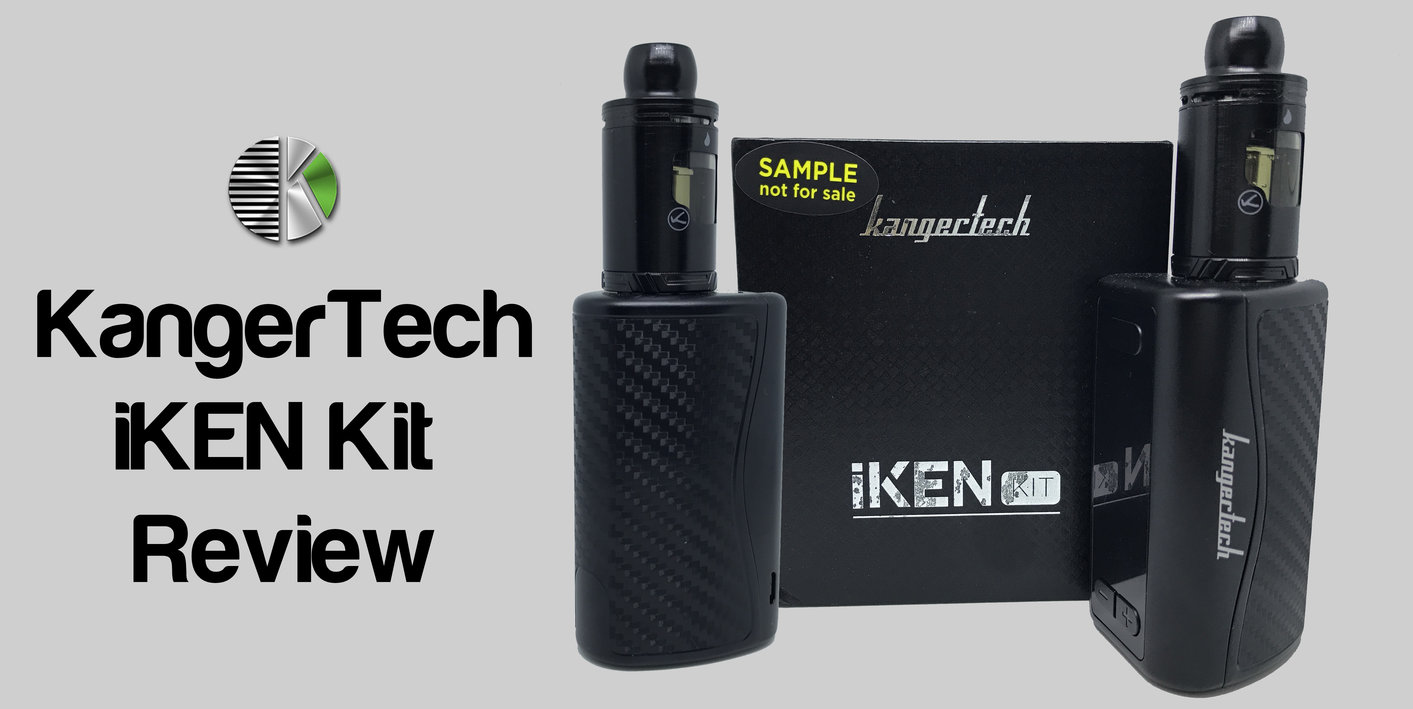 kanger iken review