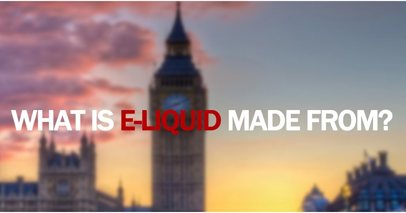 What is E-liquid