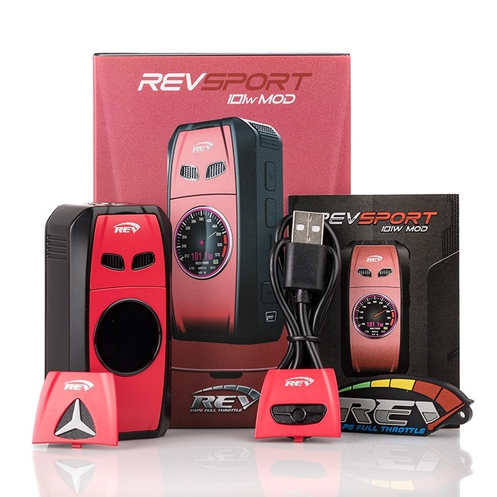rev sport review