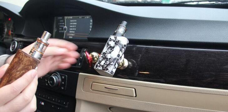 Electronic Cigarette Holder for Car