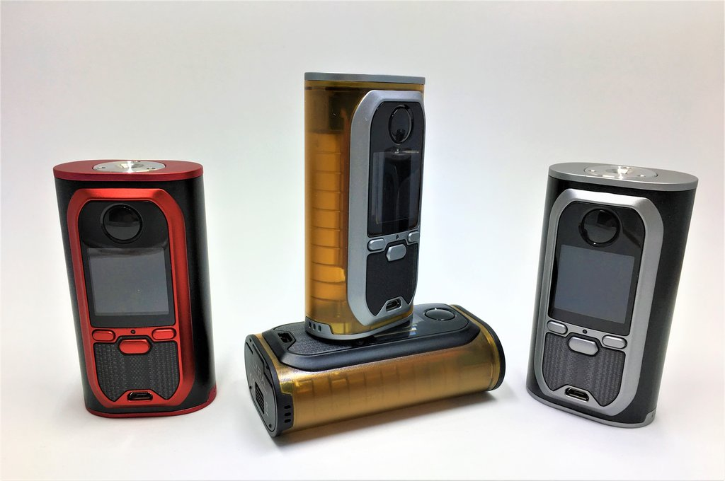 Different Types Of Vape Mods