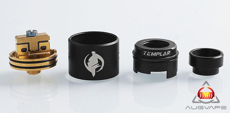 Augvape Templar RDA review