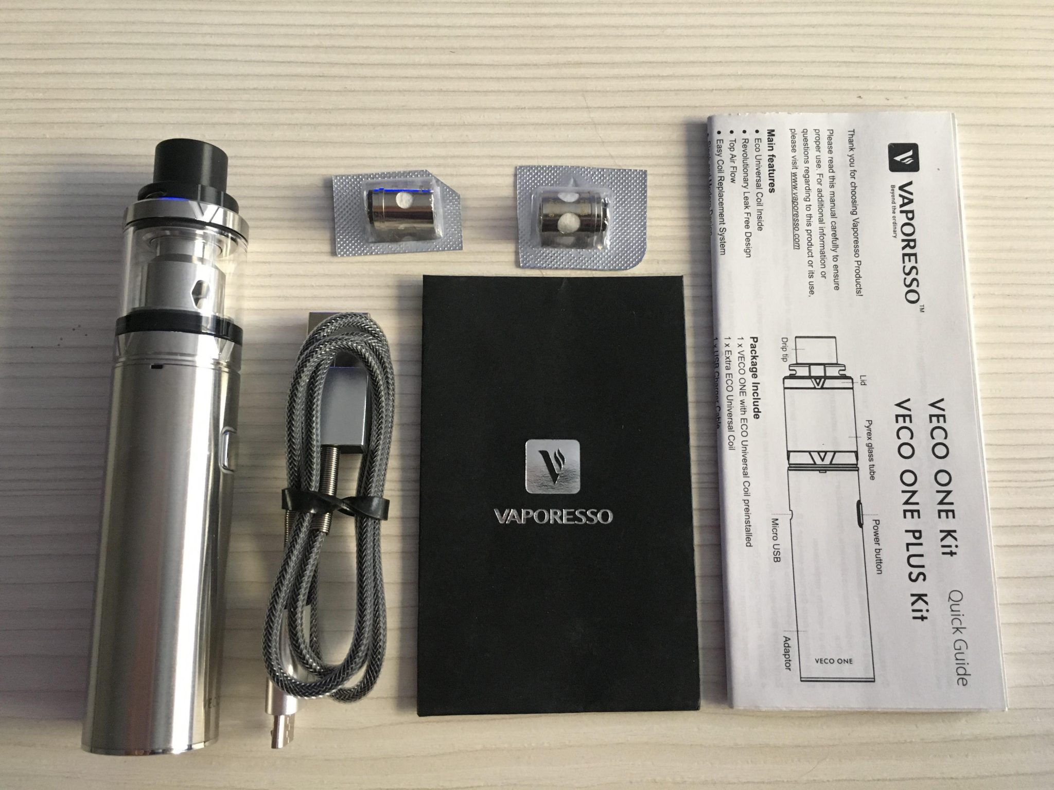 Vaporesso Veco One Kit Review