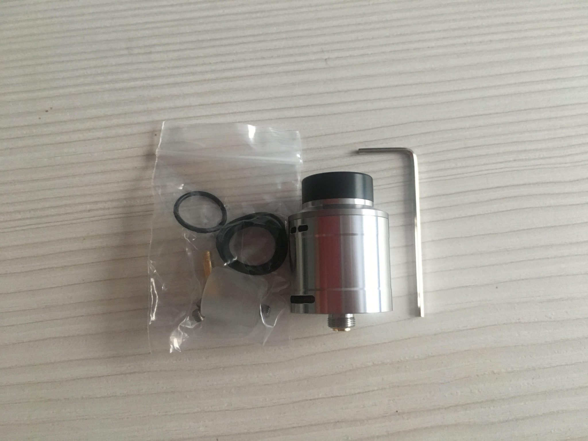 Augvape BTFC RDA Review
