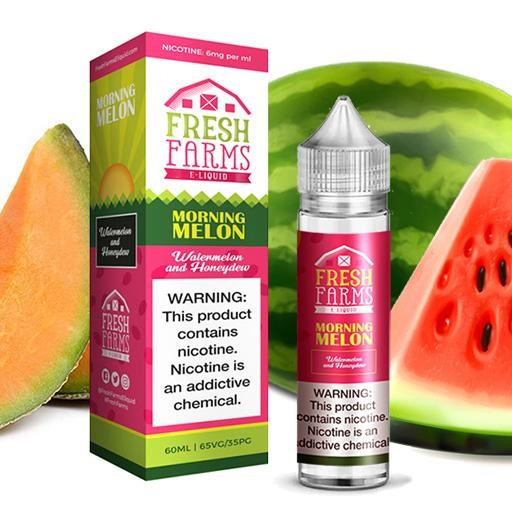 Fresh Farms E-Liquid Review
