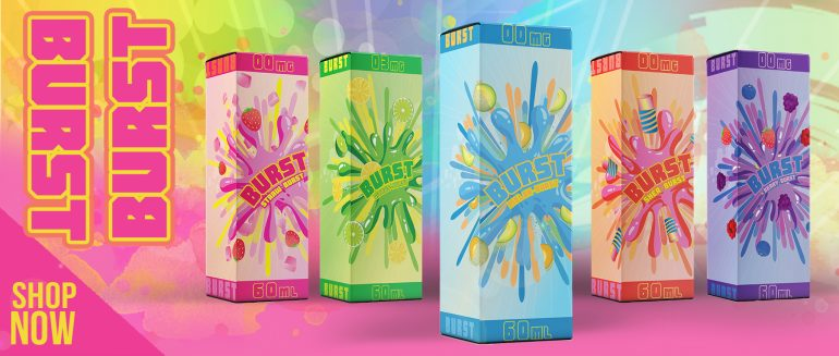 Burst Vape Juice