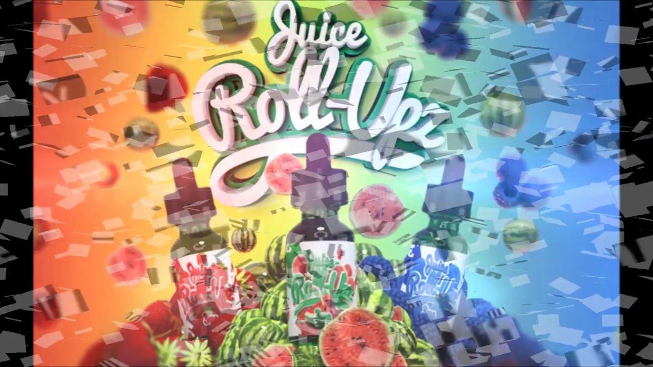 Juice Roll Upz Ejuice Review