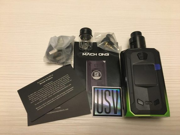 Mach On3 Kit Review
