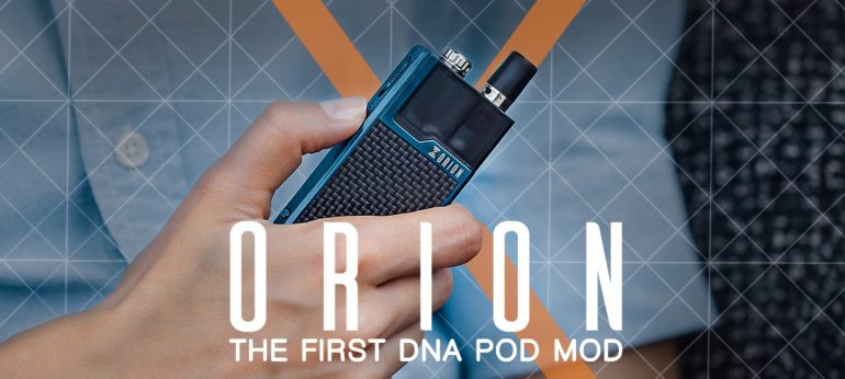 Guide to The Lost Vape Orion Mod