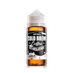 Nitro's Cold Brew Coffee Ejuice Review
