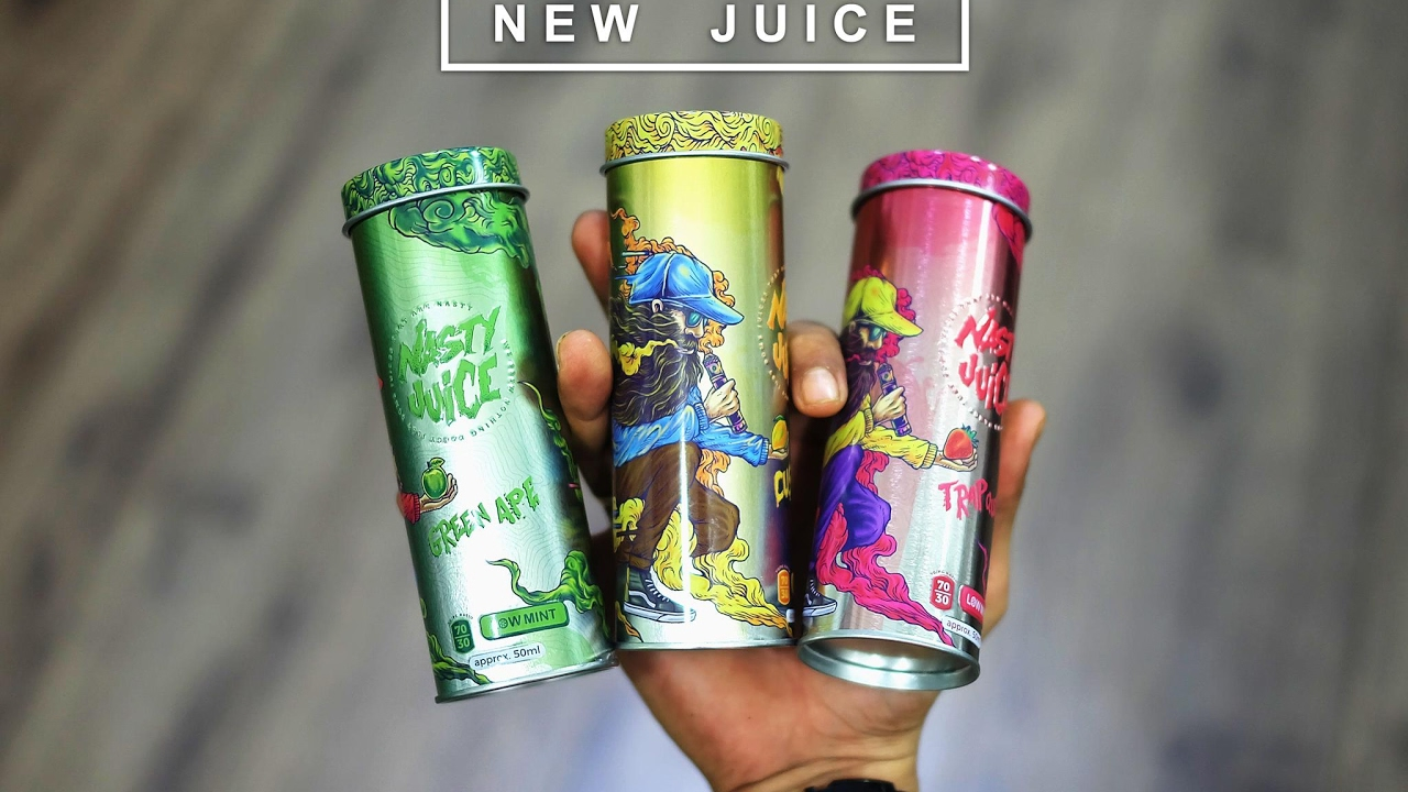 Why Nasty Juice is Malaysia