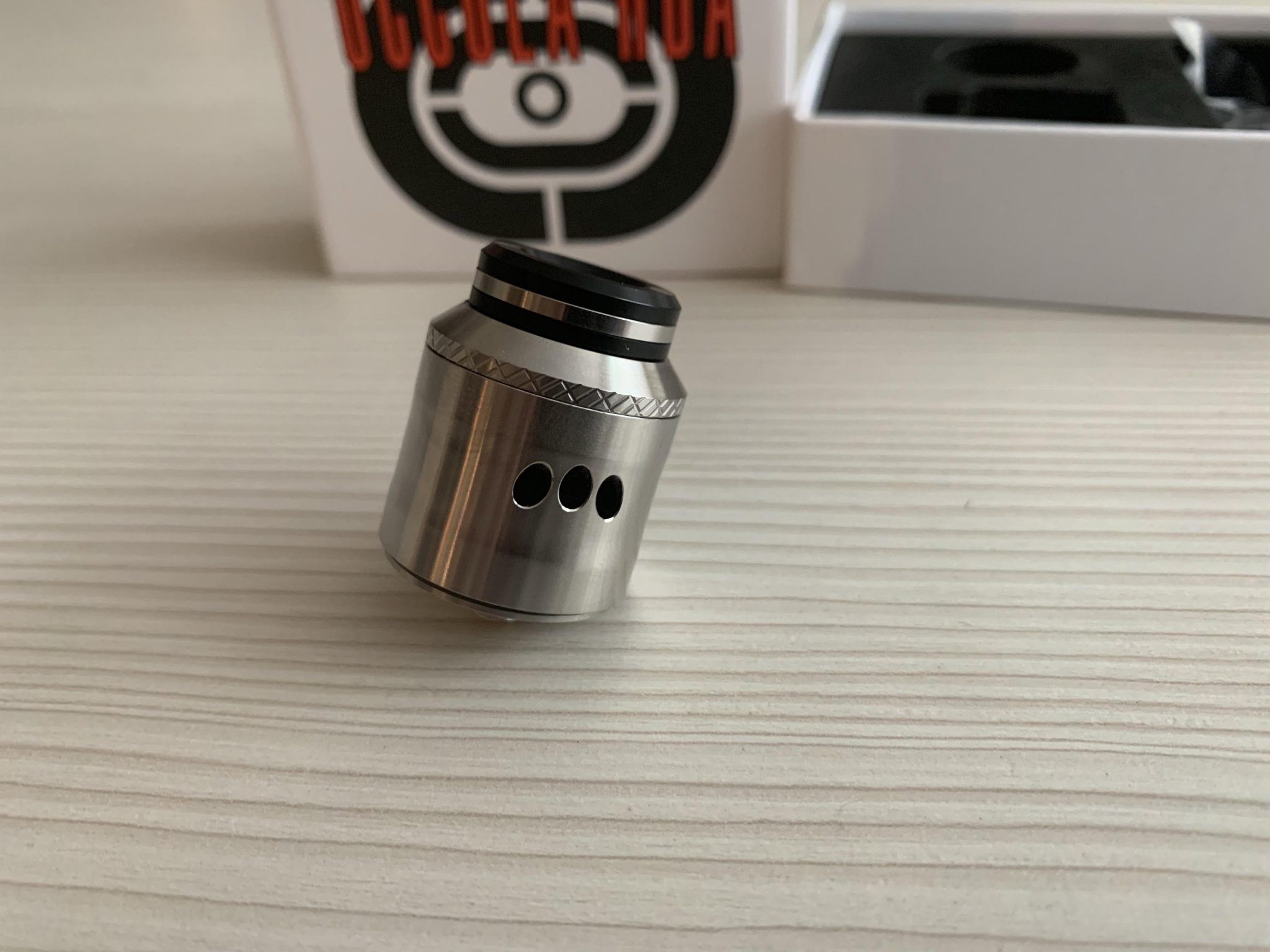 Augvape Occula RDA Tank Review