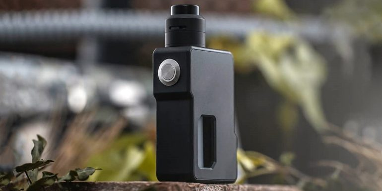 Augvape Mass Mods S2 Squonk Review