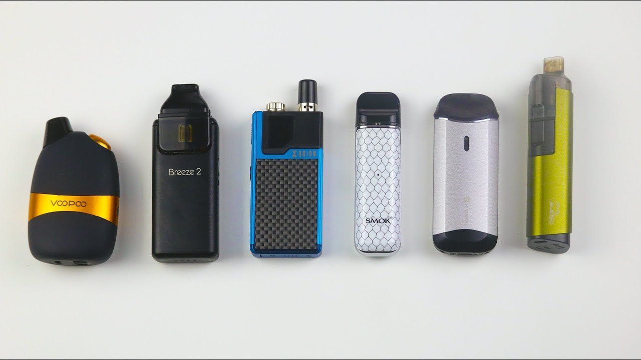 Why you should choose a pod system over cigarettes