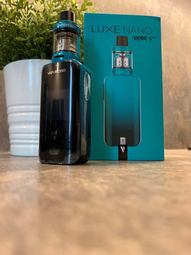 Vaporesso Luxe Nano Kit Revie