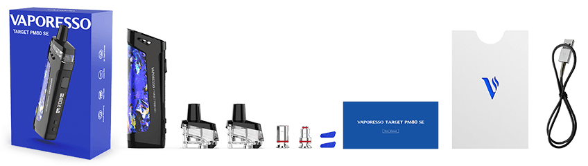 Preview of Vaporesso Target PM80 SE Kit